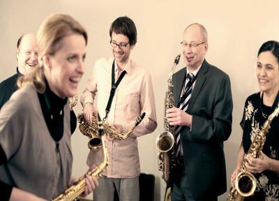 Saxophon-Workshop